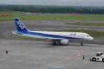 LEGACY-747さんが、新千歳空港で撮影した全日空 A320-211の航空フォト(飛行機 写真・画像)