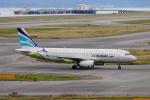 LEGACY-747さんが、関西国際空港で撮影したエアプサン A320-232の航空フォト(飛行機 写真・画像)