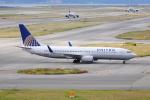 LEGACY-747さんが、関西国際空港で撮影したユナイテッド航空 737-824の航空フォト(飛行機 写真・画像)