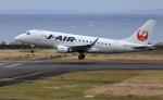 CL&CLさんが、奄美空港で撮影したジェイ・エア ERJ-170-100 (ERJ-170STD)の航空フォト(飛行機 写真・画像)