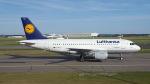 hachiさんが、アムステルダム・スキポール国際空港で撮影したルフトハンザドイツ航空 A319-114の航空フォト(飛行機 写真・画像)