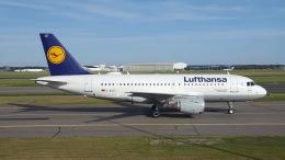 航空フォト:D-AILE ルフトハンザドイツ航空 A319