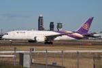 みっしーさんが、成田国際空港で撮影したタイ国際航空 787-8 Dreamlinerの航空フォト(飛行機 写真・画像)