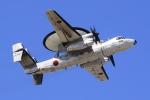aki241012さんが、築城基地で撮影した航空自衛隊 E-2C Hawkeyeの航空フォト(飛行機 写真・画像)