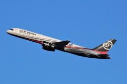 みっしーさんが、成田国際空港で撮影したSF エアラインズ 757-2Z0(PCF)の航空フォト(飛行機 写真・画像)