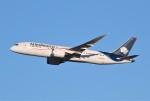 みっしーさんが、成田国際空港で撮影したアエロメヒコ航空 787-8 Dreamlinerの航空フォト(飛行機 写真・画像)