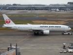 FT51ANさんが、羽田空港で撮影した日本航空 777-289の航空フォト(飛行機 写真・画像)