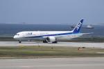 ☆ゆっきー☆さんが、那覇空港で撮影した全日空 787-9の航空フォト(飛行機 写真・画像)