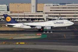 みっしーさんが、羽田空港で撮影したルフトハンザドイツ航空 747-430の航空フォト(飛行機 写真・画像)
