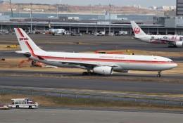 みっしーさんが、羽田空港で撮影したガルーダ・インドネシア航空 A330-343Xの航空フォト(飛行機 写真・画像)