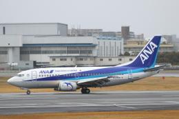 安芸あすかさんが、伊丹空港で撮影したANAウイングス 737-54Kの航空フォト(飛行機 写真・画像)