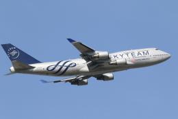 せぷてんばーさんが、成田国際空港で撮影したチャイナエアライン 747-409の航空フォト(飛行機 写真・画像)