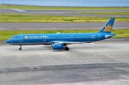 amagoさんが、中部国際空港で撮影したベトナム航空 A321-231の航空フォト(飛行機 写真・画像)