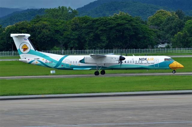チェンマイ国際空港 - Chiang Mai International Airport [CNX/VTCC]で撮影されたチェンマイ国際空港 - Chiang Mai International Airport [CNX/VTCC]の航空機写真(フォト・画像)