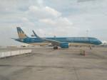 qo_opさんが、スワンナプーム国際空港で撮影したベトナム航空 A321-272Nの航空フォト(飛行機 写真・画像)