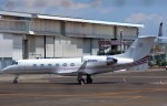 KAZKAZさんが、羽田空港で撮影したアメリカ企業所有 G-IVの航空フォト(飛行機 写真・画像)