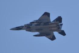 東空さんが、防衛大学校で撮影した航空自衛隊 F-15DJ Eagleの航空フォト(飛行機 写真・画像)