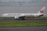 BOEING737MAX-8さんが、羽田空港で撮影した日本航空 767-346の航空フォト(飛行機 写真・画像)