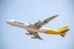 チャッピー・シミズさんが、成田国際空港で撮影したポーラーエアカーゴ 747-87UF/SCDの航空フォト(飛行機 写真・画像)