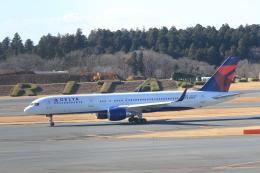 TAK_HND_NRTさんが、成田国際空港で撮影したデルタ航空 757-251の航空フォト(飛行機 写真・画像)