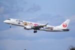 kumagorouさんが、仙台空港で撮影したジェイ・エア ERJ-190-100(ERJ-190STD)の航空フォト(飛行機 写真・画像)