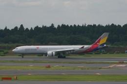 Smyth Newmanさんが、成田国際空港で撮影したアシアナ航空 A330-323Xの航空フォト(飛行機 写真・画像)