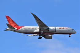 walker2000さんが、成田国際空港で撮影したエア・インディア 787-8 Dreamlinerの航空フォト(飛行機 写真・画像)
