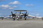 kuraykiさんが、那覇空港で撮影した航空自衛隊 E-2C Hawkeyeの航空フォト(飛行機 写真・画像)