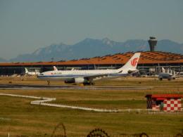 kiyohsさんが、北京首都国際空港で撮影した中国国際航空 A330-243の航空フォト(飛行機 写真・画像)