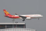 kuro2059さんが、香港国際空港で撮影した香港航空 A330-243の航空フォト(飛行機 写真・画像)