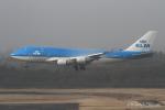Tobby Suzukiさんが、成田国際空港で撮影したKLMオランダ航空 747-406Mの航空フォト(飛行機 写真・画像)