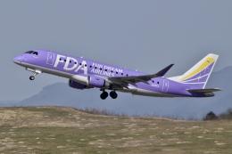 キハ28さんが、福島空港で撮影したフジドリームエアラインズ ERJ-170-200 (ERJ-175STD)の航空フォト(飛行機 写真・画像)