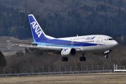 キハ28さんが、福島空港で撮影したANAウイングス 737-54Kの航空フォト(飛行機 写真・画像)