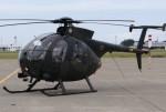 もにーさんが、小松空港で撮影した陸上自衛隊 OH-6Dの航空フォト(飛行機 写真・画像)