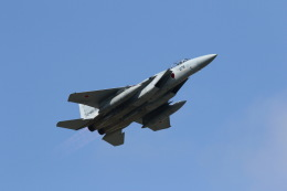 元青森人さんが、千歳基地で撮影した航空自衛隊 F-15DJ Eagleの航空フォト(飛行機 写真・画像)