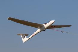 紫電さんが、宝珠花滑空場で撮影した日本個人所有 ASK 23Bの航空フォト(飛行機 写真・画像)