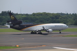 mojioさんが、成田国際空港で撮影したUPS航空 MD-11Fの航空フォト(飛行機 写真・画像)