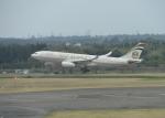 銀苺さんが、成田国際空港で撮影したエティハド航空 A330-243の航空フォト(飛行機 写真・画像)