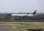 銀苺さんが、成田国際空港で撮影したデルタ航空 767-332/ERの航空フォト(飛行機 写真・画像)