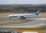 銀苺さんが、成田国際空港で撮影した全日空 777-381/ERの航空フォト(飛行機 写真・画像)