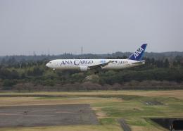 銀苺さんが、成田国際空港で撮影した全日空 767-381/ER(BCF)の航空フォト(飛行機 写真・画像)