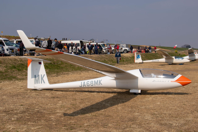 妻沼滑空場 - Menuma Glider Portで撮影された妻沼滑空場 - Menuma Glider Portの航空機写真(フォト・画像)