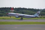 mojioさんが、成田国際空港で撮影した中国東方航空 A300B4-605R(F)の航空フォト(飛行機 写真・画像)