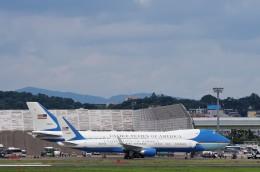 mild lifeさんが、伊丹空港で撮影したアメリカ空軍 757-2Q8の航空フォト(飛行機 写真・画像)