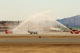 wingace752さんが、青森空港で撮影したフジドリームエアラインズ ERJ-170-200 (ERJ-175STD)の航空フォト(飛行機 写真・画像)