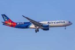 mameshibaさんが、成田国際空港で撮影したエアカラン A330-941の航空フォト(飛行機 写真・画像)