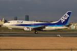 キイロイトリさんが、伊丹空港で撮影したANAウイングス 737-54Kの航空フォト(飛行機 写真・画像)