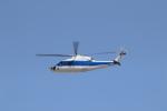 ANA744Foreverさんが、名古屋飛行場で撮影したファーストエアートランスポート S-76C++の航空フォト(飛行機 写真・画像)