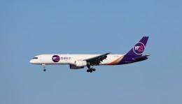 ハム太郎。さんが、成田国際空港で撮影したYTOカーゴ・エアラインズ 757-28S(PCF)の航空フォト(飛行機 写真・画像)