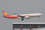 kuro2059さんが、香港国際空港で撮影した香港航空 A330-343Xの航空フォト(飛行機 写真・画像)